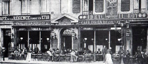 """Résultat de recherche d'images pour """"café de la régence paris révolution française"""""""